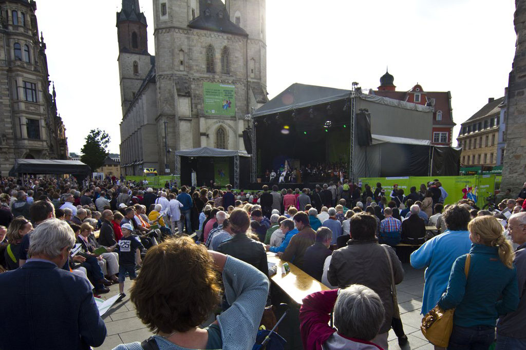 36. Deutscher Evangelischer Kirchentag